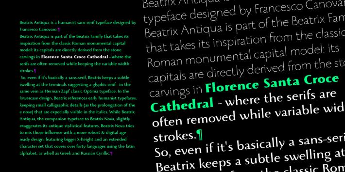 Beatrix Antiqua Font Free by Zetafonts » Font Squirrel