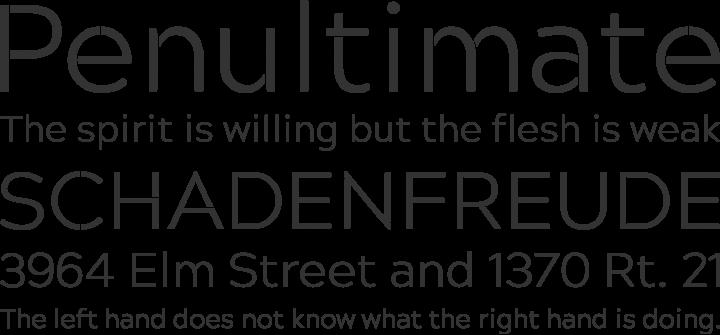 Acherus Militant Font Phrases