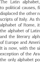 Afta Serif 10pt paragraph