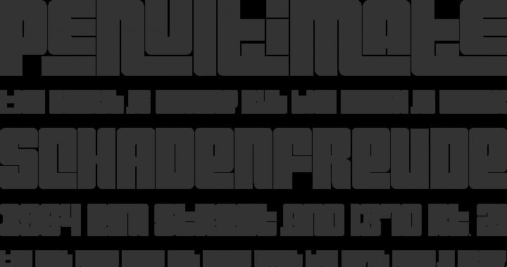 Pincoyablack Font Phrases